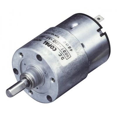 Copal Electronics HG37-150-AB-00 DC Geared Motor 24 Vdc 27rpm