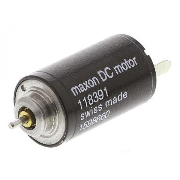 Maxon 118391 Brushless DC Motor 12Vdc 11600rpm 1mm Shaft