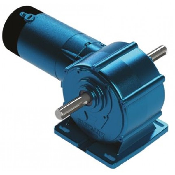 Parvalux PM4-0105/CONT DC Geared Motor Brushed 3.2rpm