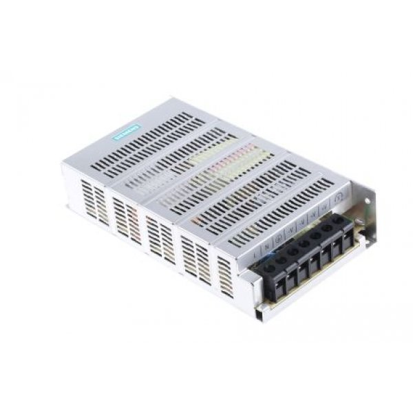 Siemens 6EP1333-1LD00 DIN Rail Panel Mount Power Supply 150W 24V 6.2A