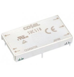 Cosel SUCS10123R3B Isolated DC-DC Converter Surface Mount 9-18Vin 3.3Vout
