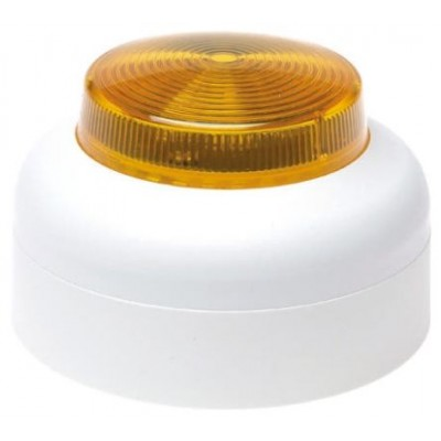 Cranford Controls VXB-SB-RB/AL LED Flashing Beacon Amber 20-35 Vdc