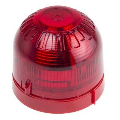 Klaxon PSB-0061 Xenon Beacon Red 10-60 Vdc