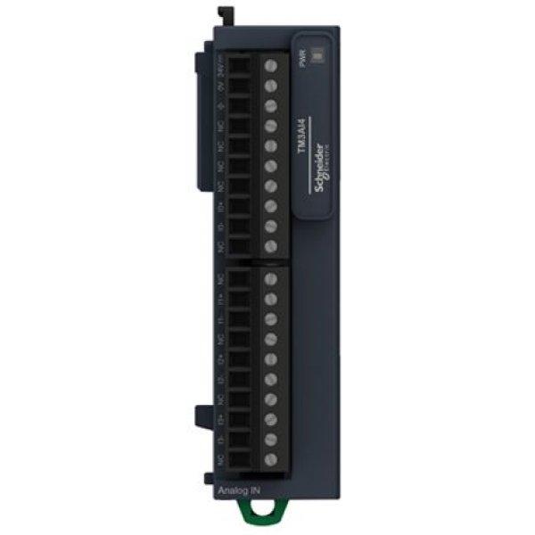 Schneider TM3AI4 PLC I/O Module 4 Inputs