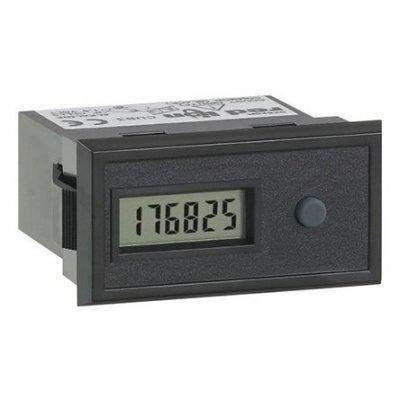 Red Lion CUB3L000  Digit LCD Digital Counter 3 Vdc