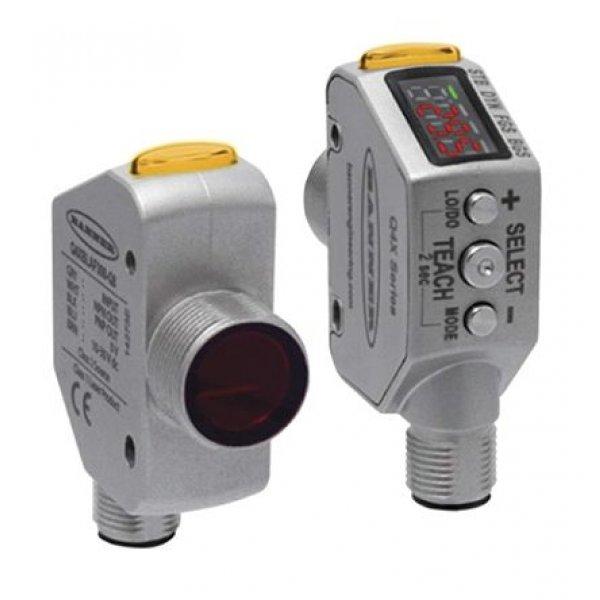 Banner Q4XTBCOD300-Q8 Diffuse Distance Sensor 25 → 300 mm